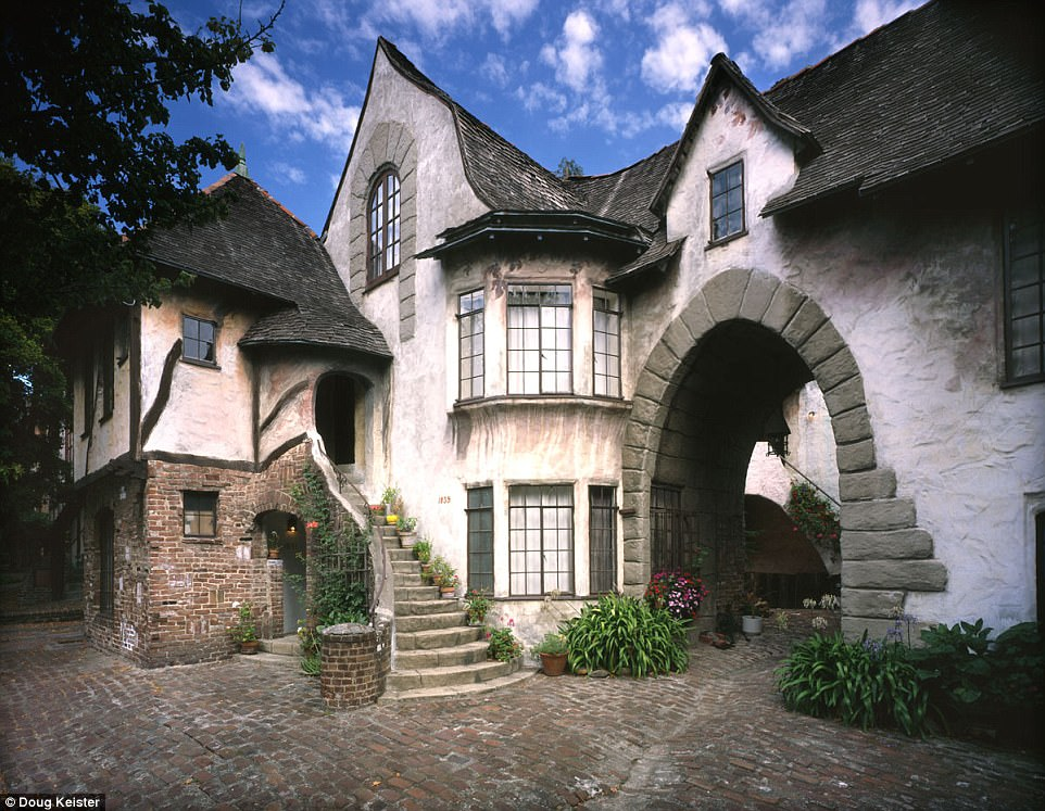 Normandy Village Storybook House