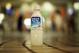 Minuman Calpis
