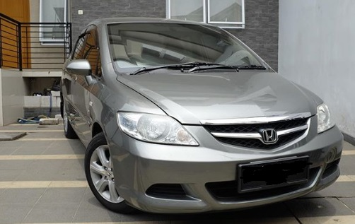 Honda City  i-dsi  | gambar ilustrasi