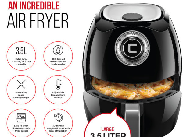 Chefman Air Fryer Review