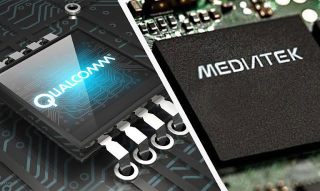 Qualcomm - Mediatek