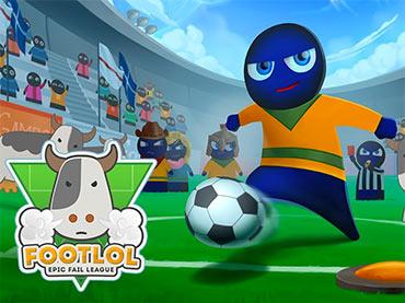 FootLOL : Crazy Soccer hack