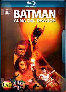 Batman: Alma del Dragón (2021) REMUX LATINO/INGLES