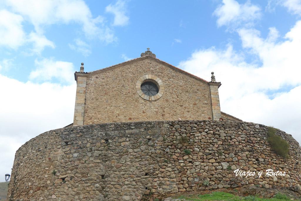 Iglesia de Santa María de Aguas Vivas de Hervás