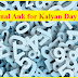 Final Ank for Kalyan Day