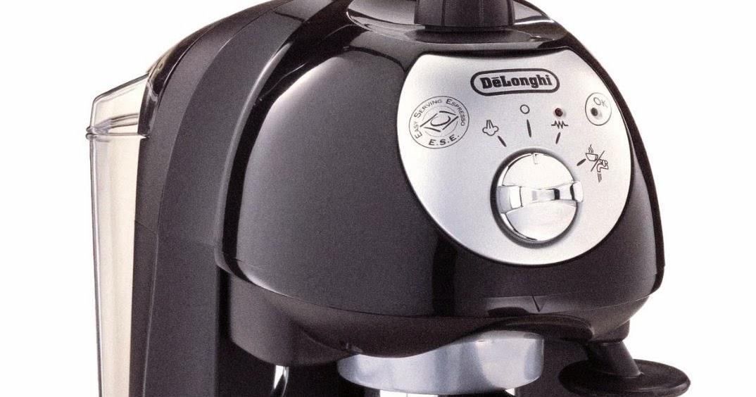 Delonghi Coffee Maker Type Bar 32 : Home, Garden & More...: DeLonghi BAR32 Retro 15 BAR Pump Espresso & Cappuccino Maker, Review