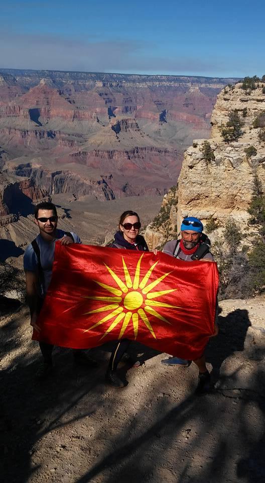 Bild des Tages - Makedonische Sonne über den Grand Canyon