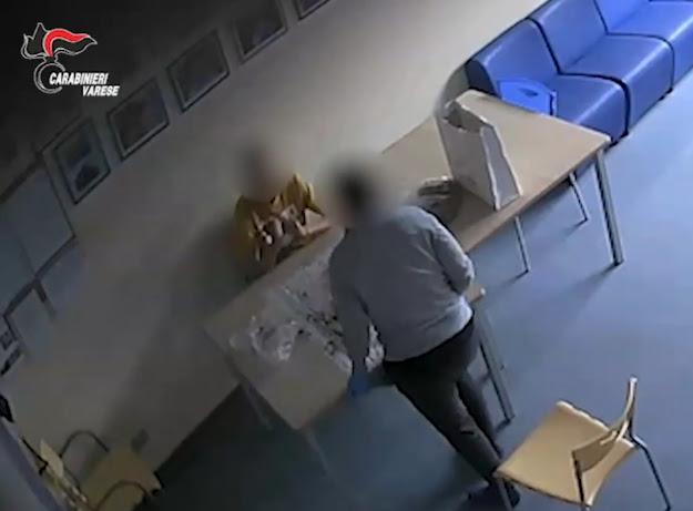 Blitz dei carabinieri in un centro disabili: maltrattati i minori
