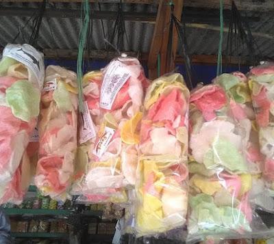 Oleh-Oleh Khas Cirebon di Pasar Pagi