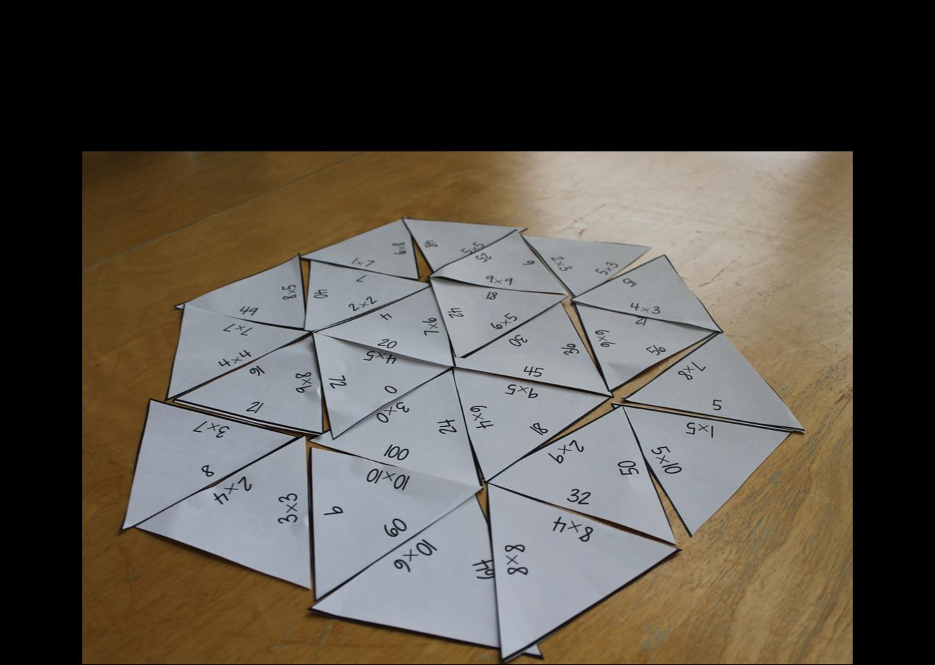 The Math Dyal