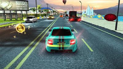 Road Racing Highway Car Chase Game Screenshot 4