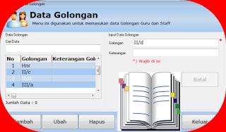 Buku Induk Kepegawaian Sekolah Memuat Data Arsip Pegawai Lengkap