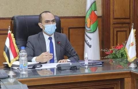 القاضى نائب محافظ سوهاج يعقد اجتماعا لمناقشة مقترحات تطوير الملف الثقافي