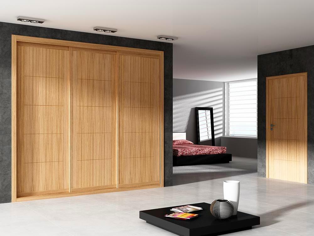 Gallart grupo el blog suelos y puertas de madera en - Puertas de armarios empotrados de diseno ...