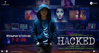 Hacked First Look Poster 2