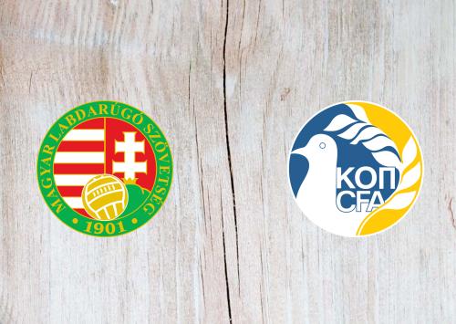 Hungary vs Cyprus -Highlights 04 June 2021