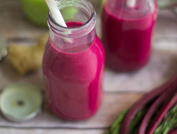Jamaican Beet Root Punch