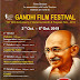 Gandhi Film Festival to be organised in Mumbai