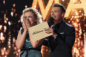 2018 American Idol winner and Ryan Seacrest
