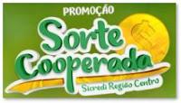 Promoção Sorte Cooperada Sicredi