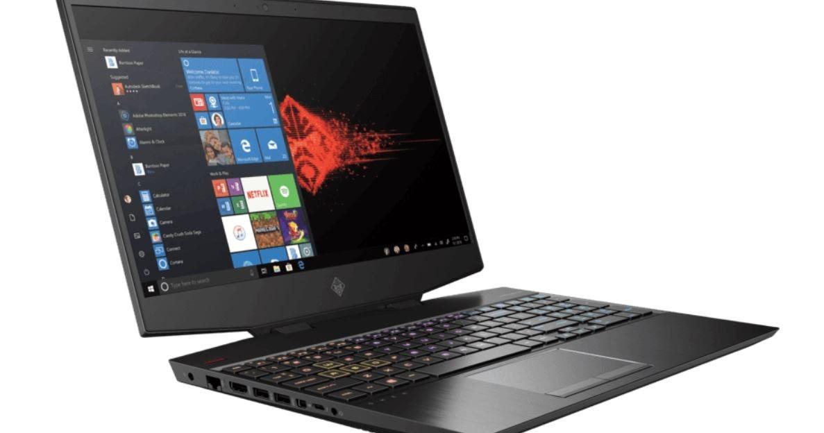 Hp Omen 15 Dh0105tx Laptop Gaming Core I7 Dengan Geforce Rtx 2060 Termurah