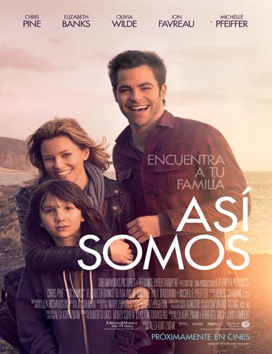 Ver Así somos (People Like Us) (2012) Online