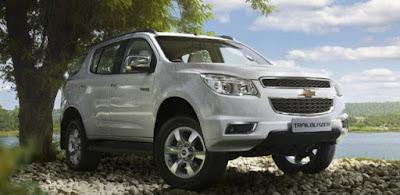 Chevrolet Trailblazer 2018: nouvelles caractéristiques, prix et performances