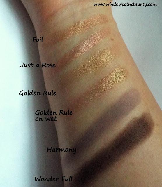 Zoeva Rose Golden Palette