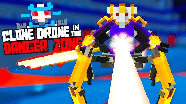 Link Tải Game Clone Drone In The Danger Zone Miễn Phí Thành Công