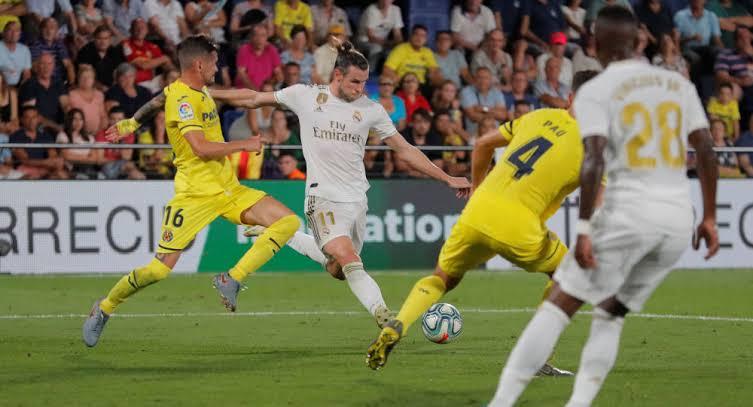مشاهدة مباراة ريال مدريد و فياريال الحاسمه للقب الدوري الاسباني.
