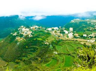 صور قرية الرباط بني عواض