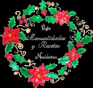 Reto manualidades y recetas navideñas