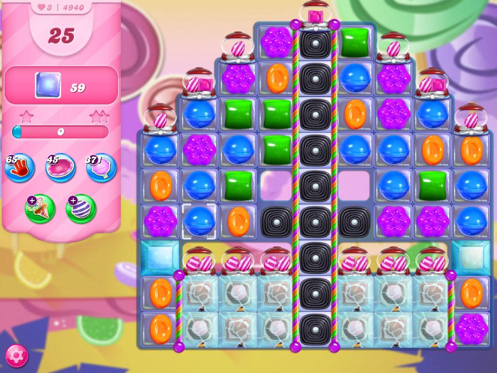 Candy Crush Saga level 4940