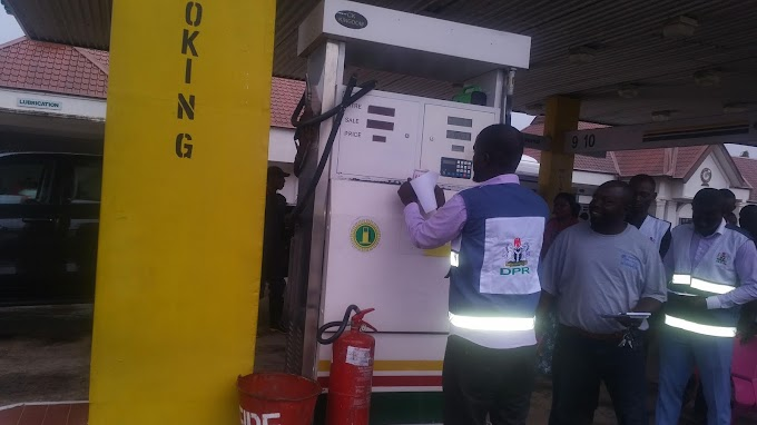 15 oil, petrol stations sealed in Kano, Adamawa