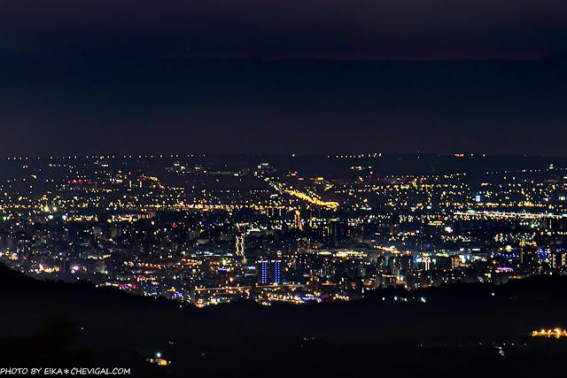 MG 3335 - 台中夜景秘境,一次飽覽中彰投三縣市美麗夜景,最遠連雲林麥寮都能看得到哦!