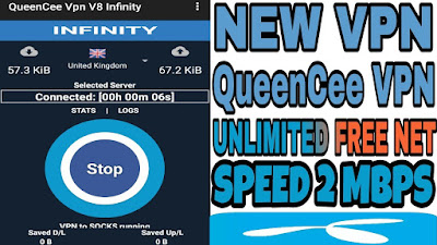 QueenCee VPN V5 Lite APK Free Download