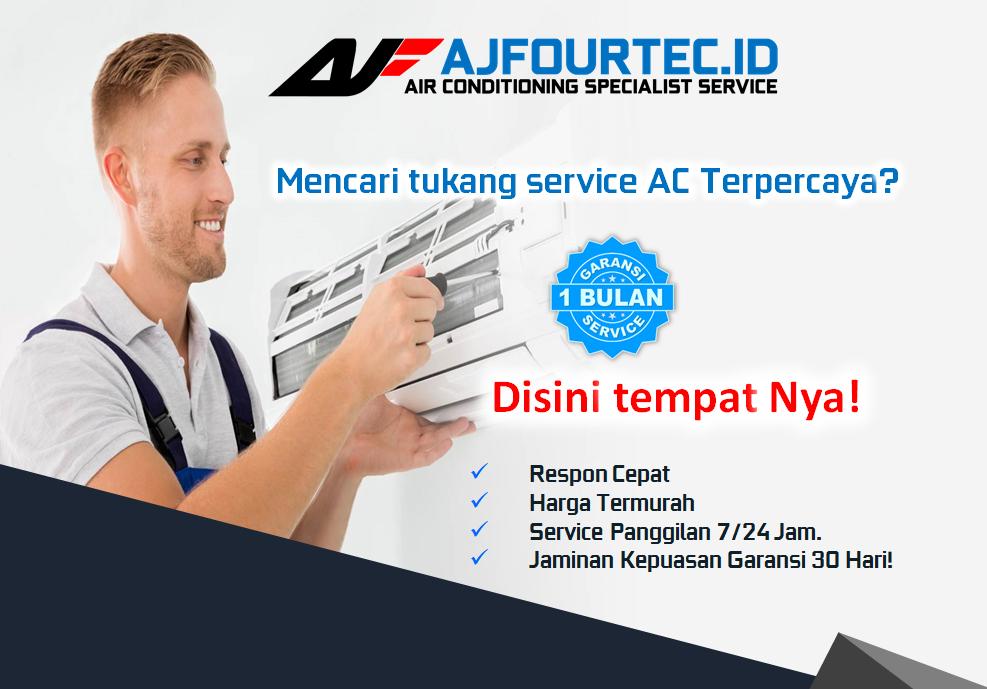service AC terbaik di kota Bandung