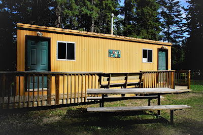 Red Lodge Campground Craft Cabin
