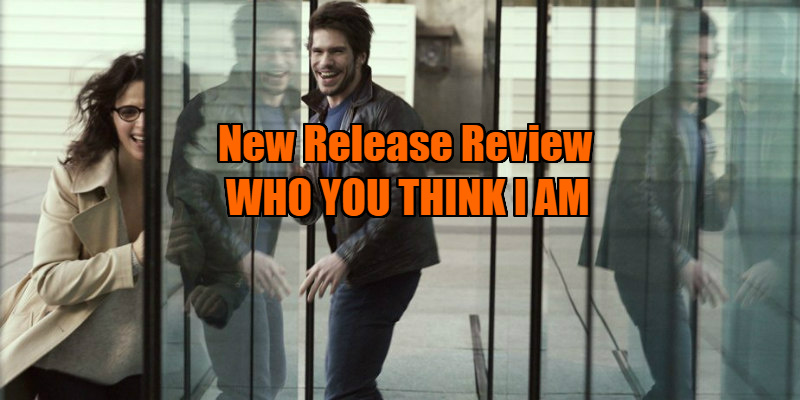 who you think i am review