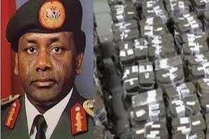 FG gets $311m Abacha loot