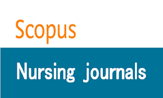 Nursing journals indexed in scopus
