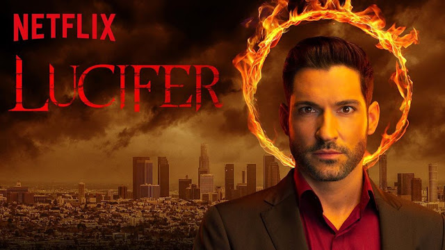 Lucifer season 5 on Netflix