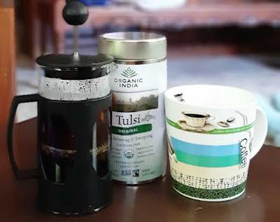 Tulsi Tea is a powerful adaptogen