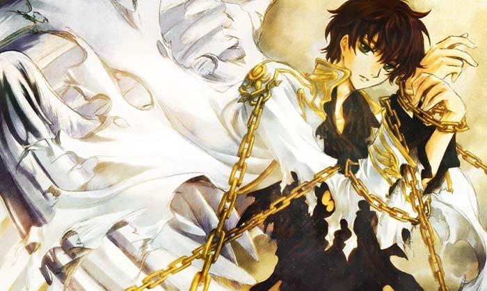 Kururugi Suzaku ( Code Geass : Lelouch of the Rebellion )