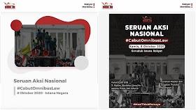 Seruan Aksi Nasional BEM SI