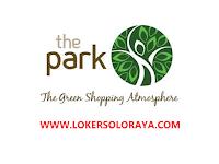 Lowongan Visual Merchandiser dan Customer Service di The Park Mall Solo Baru