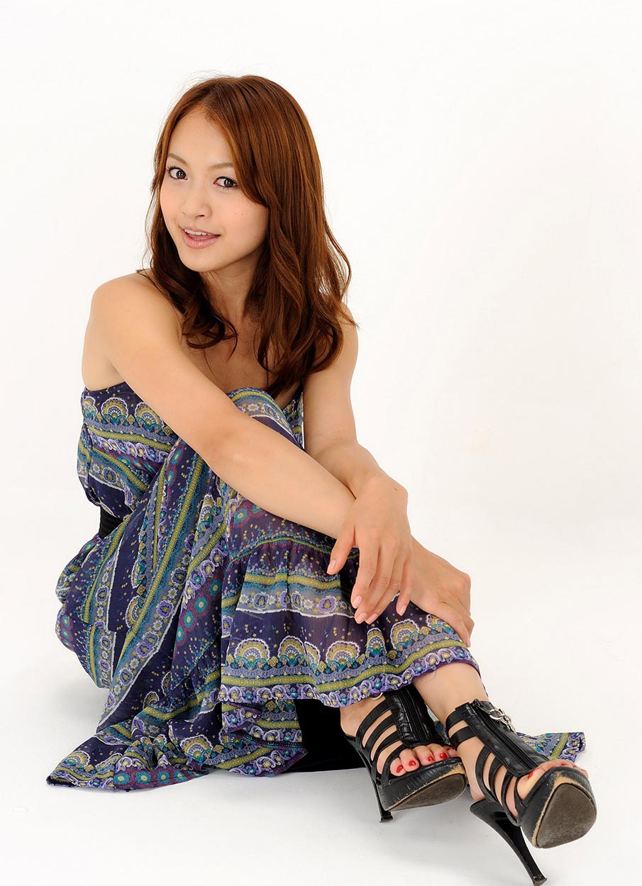 japanese race queen rina itoh pics 01