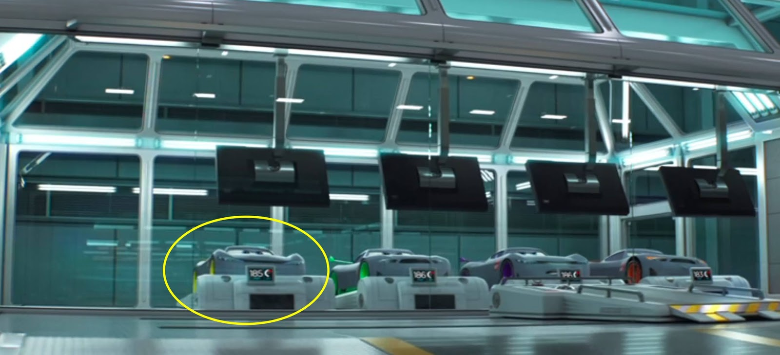 pixar cars 3 mattel ernesto diecast