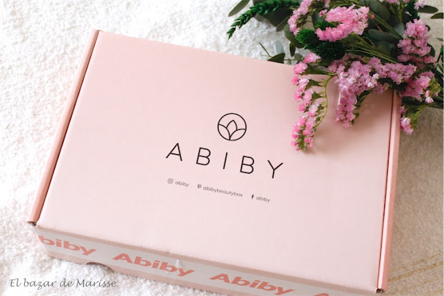 Caja de belleza mensual Abiby