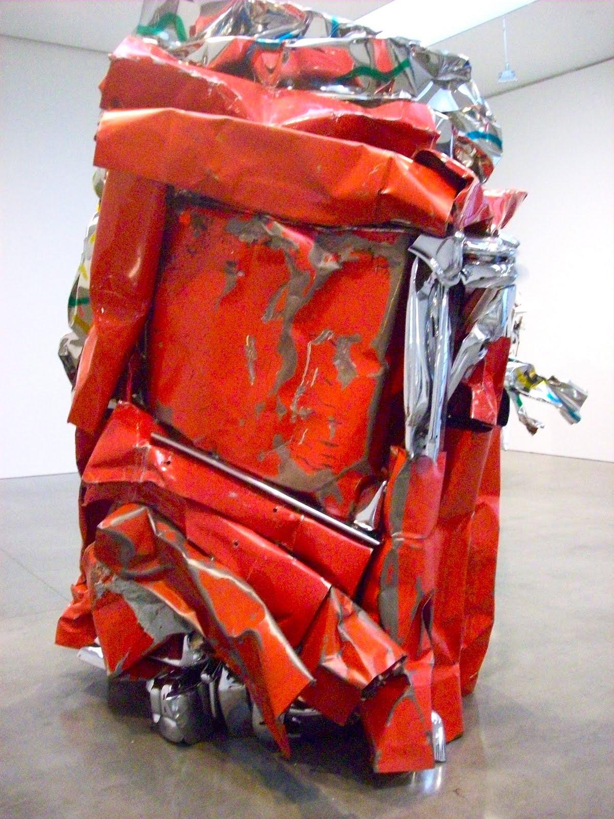 Car Paint Colors >> The Clay Dojo: John Chamberlain